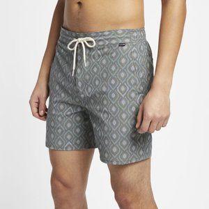 Hurley Men's Modern Fit Stretch Board Shorts Sz 40